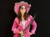Pirate femme rose